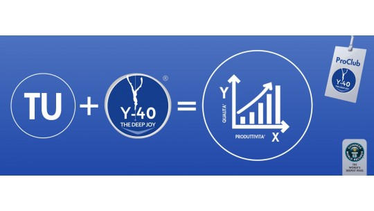 Y-40® ProClub Migliora Qualità e Produttività