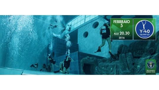 Y-40 The deep Joy presenta la guida fotografica del Parco Marino le Tegue