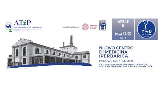Nuovo Centro di Medicina Iperbarica Padova