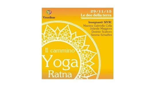Il cammino Yoga Ratna - Associazione Vivere Bene