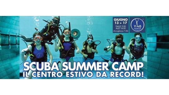 Scuba Summer Camp a Y-40