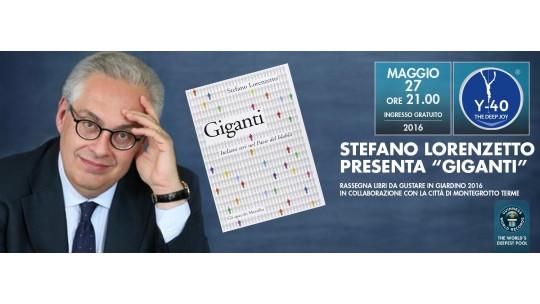 Stefano Lorenzetto a Libri da Gustare