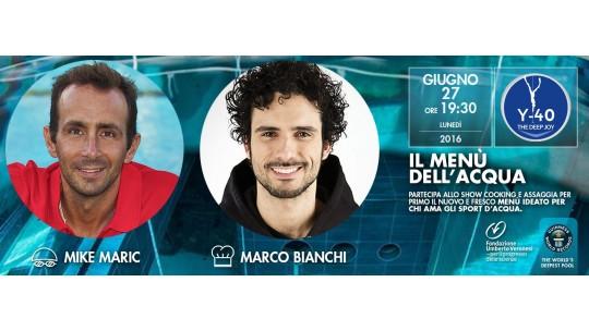 Menu dell'Acqua - Marco Bianchi e Mike Maric