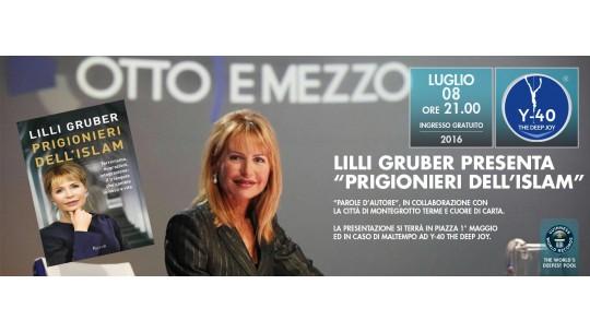 Lilli Gruber a Montegrotto Terme