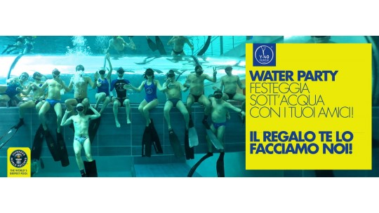 Y-40® Water Party