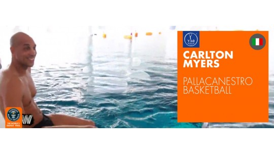 Carlton Myers in Y-40®