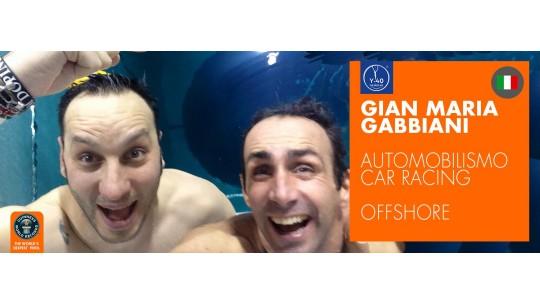 Gian Maria Gabbiani in Y-40®