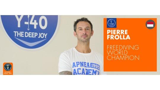 Pierre Frolla in Y-40