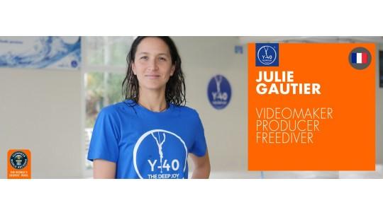 Julie Gautier in Y-40®