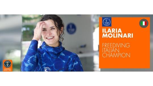 Ilaria Molinari in Y-40