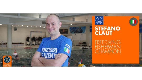 Stefano Claut in Y-40