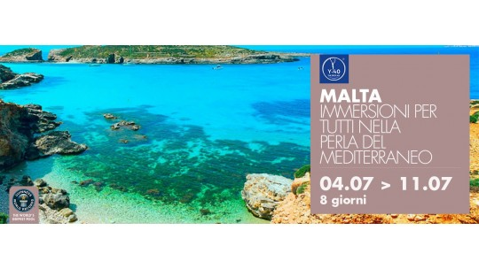 Y-40 The Deep Joy Malta - Viaggio per tutti