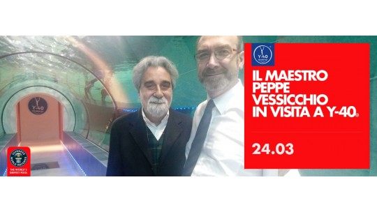 Peppe Vessicchio a Y-40®