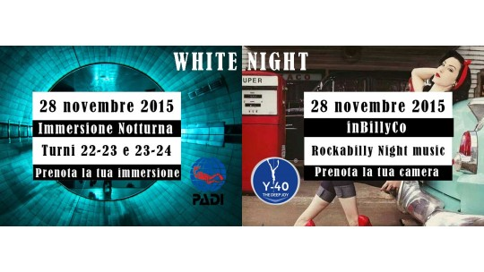 White Night con gli InBillyCo.